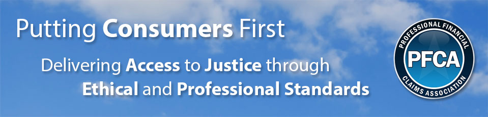Putting Consumers First, Delivering Access to Justice through Ethical and Professional Standards